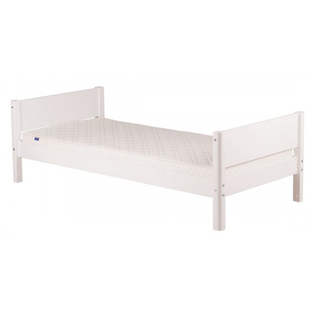Wunderbar Flexa White Einzelbett Sammlung Von Mdf Bett 90 X 200 Cm